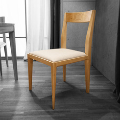 뫼블레 CHAIR 102 Ash Fabric