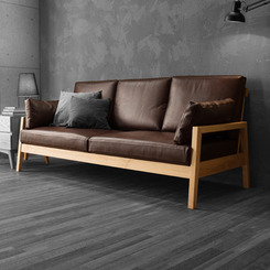 뫼블레 SOFA 101 Ash Leather
